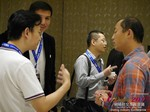 Business Networking  among C-Level Dating Industry Executives at the 41st International Asia iDate Mobile Dating Business Executive Convention and Trade Show