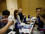 Speed Networking at the 2015 Asia Internet Dating Industry Conference in China