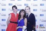 Leila Benton-Jones, Renee Piane and Rachel MacLynn at the 2015 Internet Dating Industry Awards in Las Vegas