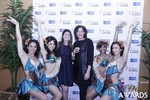 Media Wall with Awards Dancers at the 2015 Internet Dating Industry Awards in Las Vegas