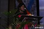 Charreah Jackson - Relationships Editor at Essence Magazine at the 2015 Las Vegas iDate Awards Ceremony