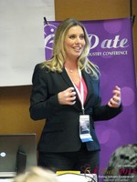 Author Laurel House - Speaking on Womens Empowerment and Online Dating at the 2015 Las Vegas Digital Dating Conference and Internet Dating Industry Event