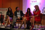 CNN Panel on Content Marketing - Carmelia Ray, David Perez, Julie Spira & Wendy Walsh at the 2015 Las Vegas Digital Dating Conference and Internet Dating Industry Event