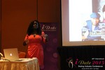 Charreah Jackson from Essence Magazine - Viral Marketing for Matchmakers and Date Coaching at the January 20-22, 2015 Internet Dating Super Conference in Las Vegas