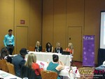 CEO Growth Ideas for Matchmakers and Dating Coaches - Doron Kim, Rachel MacLynn, Natacha Noel, Kristina Lynn, Lisa Darsonval at the 2015 Las Vegas Digital Dating Conference and Internet Dating Industry Event