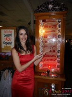 The Love Tester - Party at the Pinball Hall of Fame at the January 20-22, 2015 Internet Dating Super Conference in Las Vegas