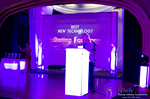 Wayne May Presenting the Best New Technology Award at the 2016 Internet Dating Industry Awards in Miami