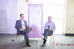 Michael Egan CEO of Spark Networks Interviewed by Mark Brooks of OPW at the 2016 Internet Dating Super Conference in Miami