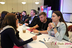 Speed Networking among Dating Professionals at the global online dating industry super conference 2016