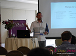 Kenny Hyder (VP of Equate Media)  at the June 8-10, 2016 Mobile Dating Indústria Conference in Califórnia