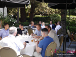 Lunch  at the June 8-10, 2016 Califórnia Internet and Mobile Dating Indústria Conference