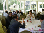 Lunch  at the 38th Mobile Dating Indústria Conference in Califórnia