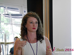 Melissa Mcdonald (Business Development at Yandex)  at the June 8-10, 2016 Califórnia Internet and Mobile Dating Indústria Conference