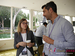 Networking  at the 2016 Internet and Mobile Dating Industry Conference in Los Angeles