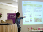 Takuya Iwamoto (Diverse-yyc-co-jp)  at the 38th Mobile Dating Industry Conference in Los Angeles