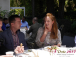 Lunch at the June 1-2, 2017 Mobile Dating Industry Conference in L.A.