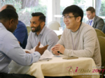 Speed Networking - Online Dating Industry Professionals at the 2017 Internet and Mobile Dating Industry Conference in Califórnia