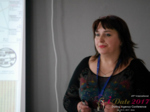 Irina Matulkova at the July 19-21, 2017 Premium International Dating Business Conference in Belarus