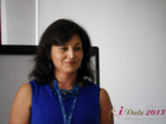 Ksenia Droben at the iDate Dating Agency Business Executive Convention and Trade Show