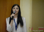 Olga Resnikova - CEO of Ukrainian Space at the iDate Dating Agency Business Executive Convention and Trade Show